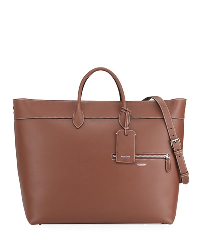 Men's Sanford Leather Tote Bag