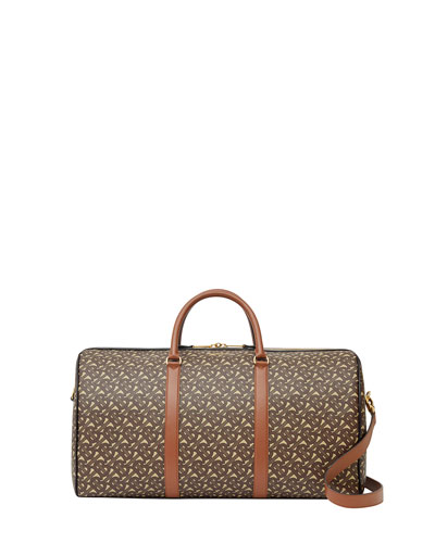 Men's Boston TB-Monogram Duffel Bag
