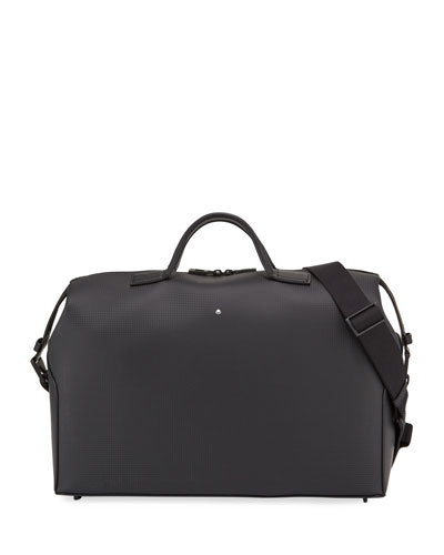 Men's Extreme 2.0 Printed Leather Duffel Bag