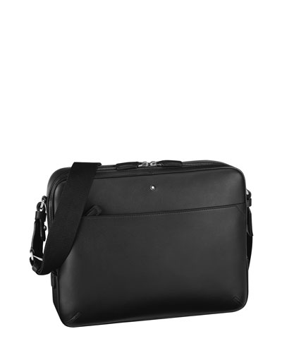 Men's Meisterstuck Urban Leather Messenger Bag