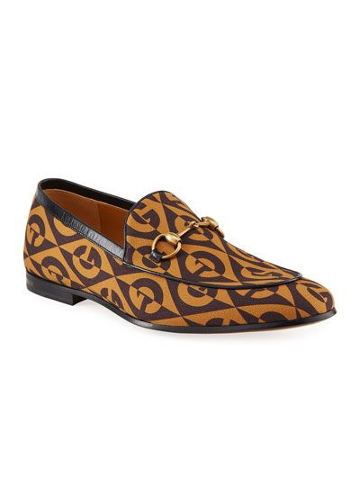 Men's New Jordaan Rhombus Loafers