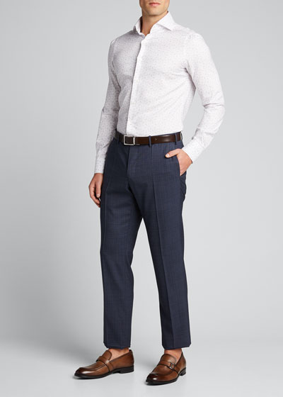 Men's Pines Cotton Sport Shirt