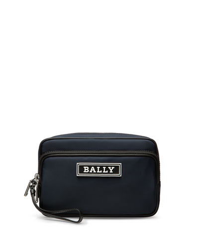 Men's Enton Nylon Clutch Bag