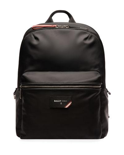 Men's Ferey Nylon Trainspotting Backpack
