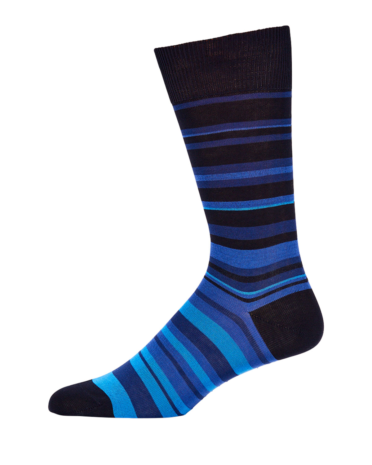 Paul Smith MEN'S ELLIOT STRIPES SOCKS