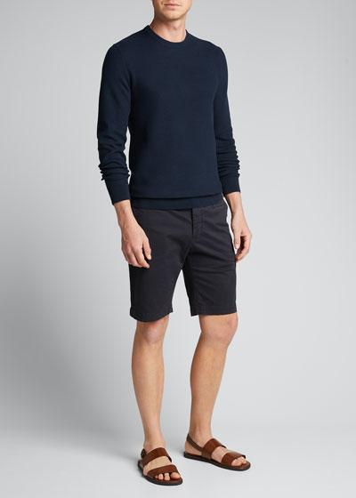 Men's Riland Breach Crewneck Sweater