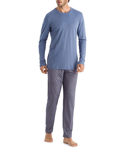 Men's Night-Day Long Pajama Set