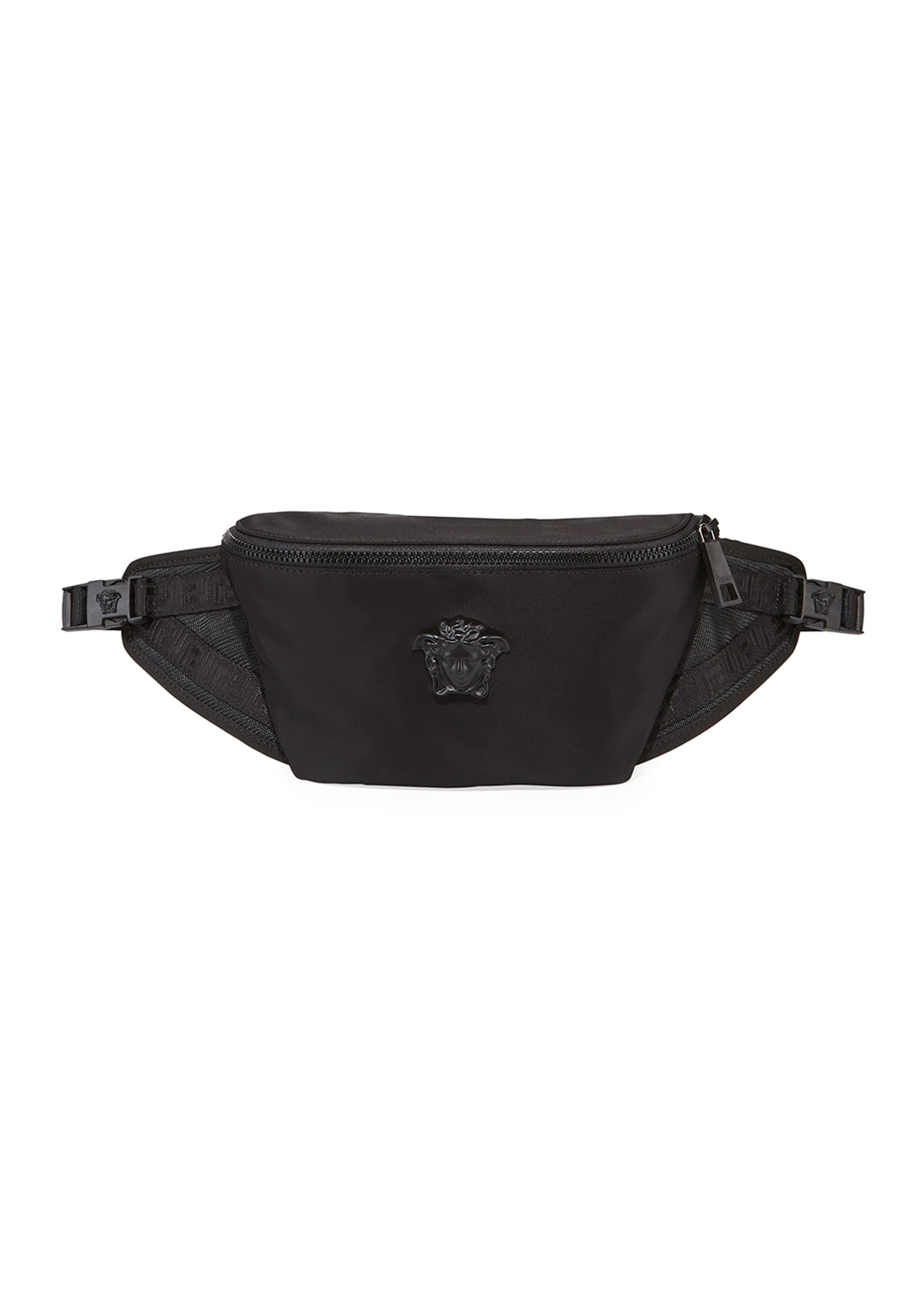 Versace MEN'S TONAL MEDUSA HEAD BELT BAG