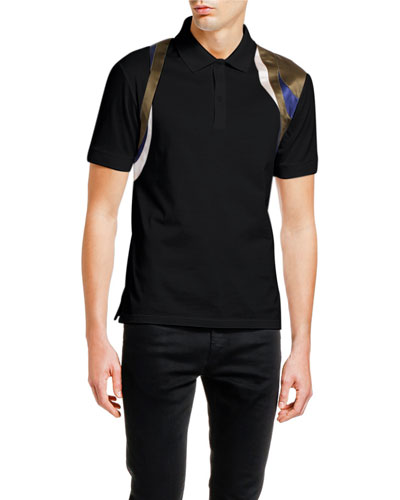 Men's Harness Polo Shirt
