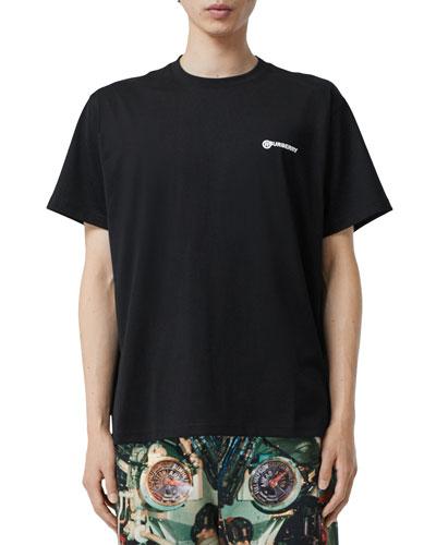 Men's Justin Logo Graphic T-Shirt