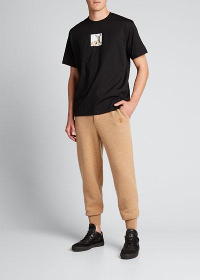 Men's Devon Fawn Graphic T-Shirt