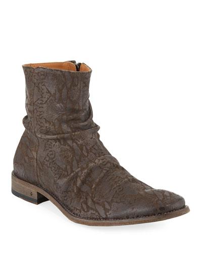 Men's Morrison Sharpei Laser Boots