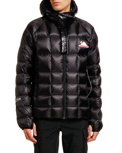 Men's Packable Puffer Coat