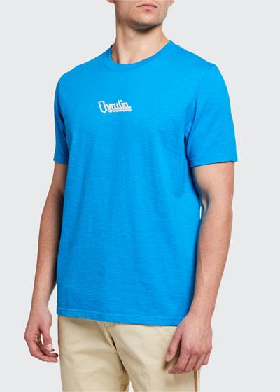 Men's Electric Logo Graphic T-Shirt