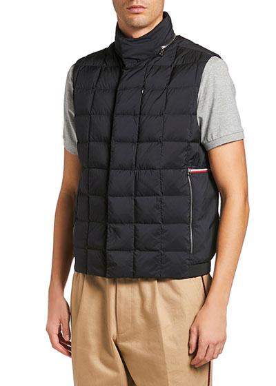 Men's Thar Quilted Vest