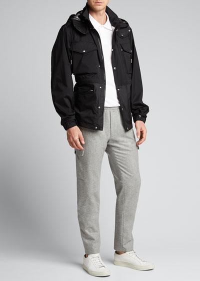 Men's Sienne Nylon Field Jacket