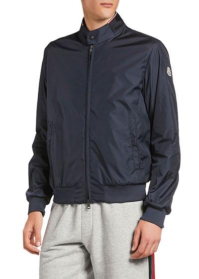 Men's Reppe Zip-Front Jacket