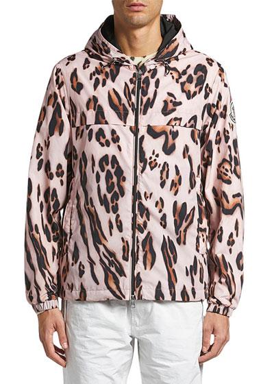 Men's 1952 Cheetah-Print Jacket