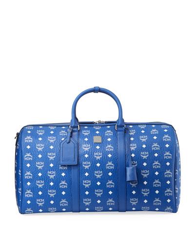 Men's Large Visetos Weekender Duffel Bag