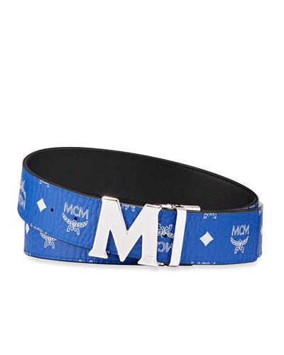 Men's Claus Reversible M-Buckle Belt