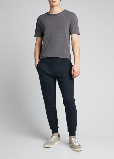 Men's Mattis Organic Cotton Jogger Pants