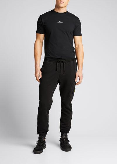Men's Graphic Logo Short-Sleeve T-Shirt