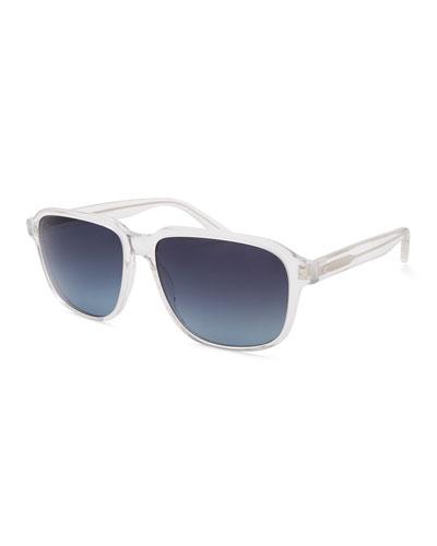Men's Kanaloa Crystal November Rain Polarized Sunglasses