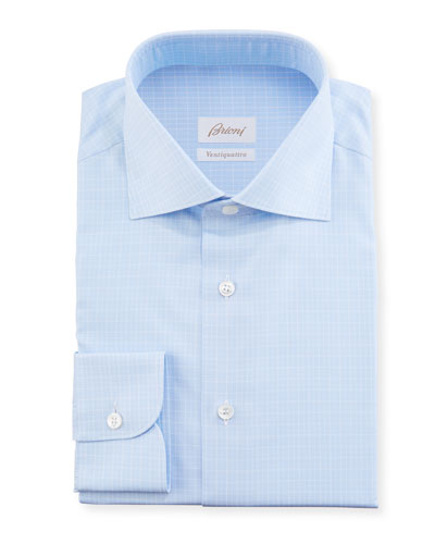 Men's Graph-Check Sport Shirt