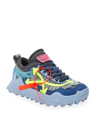 Men's Odsy-1000 Arrow Colorblock Sneakers