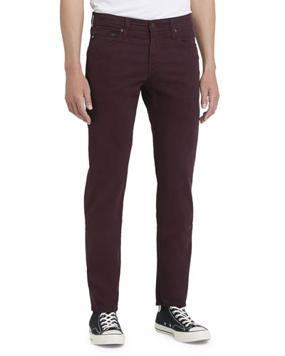 Men's Tellis Modern Slim Sud Twill Pants