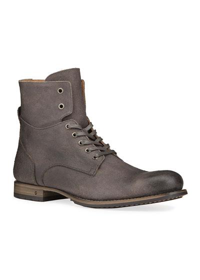Men's Six O Six Convertible Leather Combat Boots