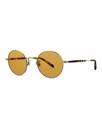 Men's Lovers 49 Metal Sunglasses