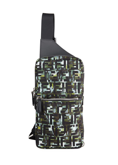 Men's FF Camo Sling Backpack