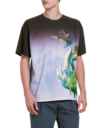Men's Blind Owl Graphic T-Shirt