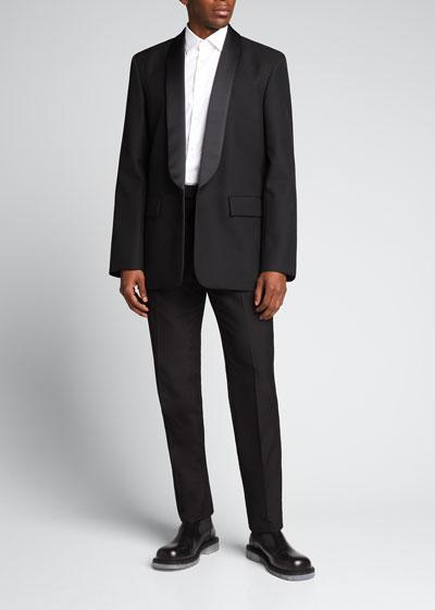 Men's Seamless Tuxedo Jacket