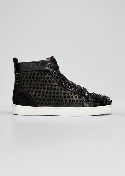 Metallic Mens Shoes | bergdorfgoodman.com