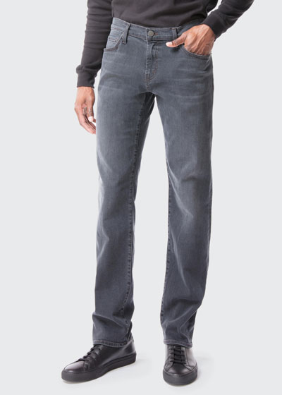 Men's Kane Straight-Leg Comfort-Stretch Jeans