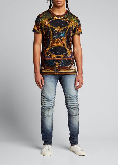 Men's Astrological Jersey T-Shirt
