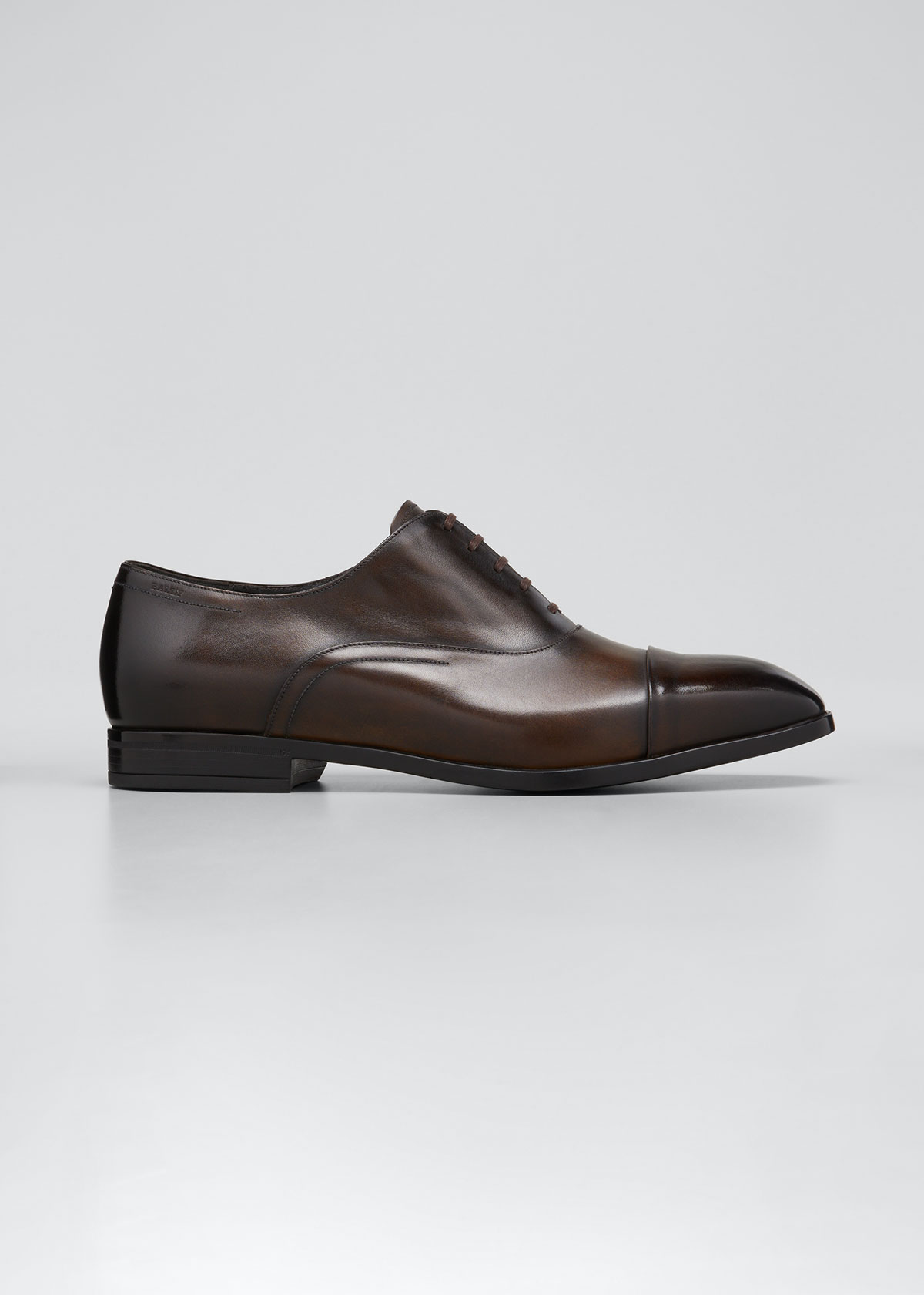 Bally MEN'S LIZZAR 23 CAP-TOE LACE-UP SHOES