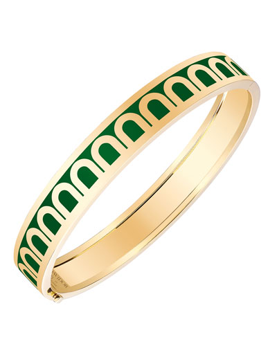 L'Arc de Davidor 18k Gold Bangle - Med. Model, Palais Royal, 7