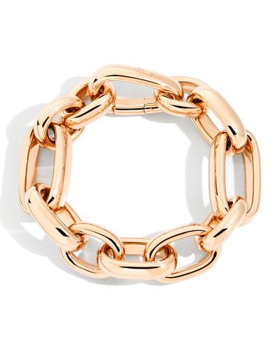 Iconica Bold 18K Rose Gold Chain Bracelet