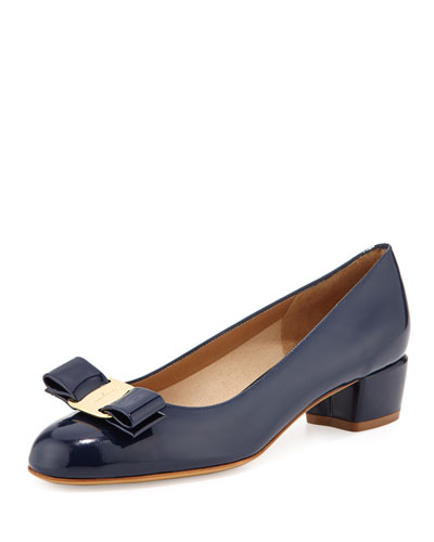 Vara 1 Patent Bow Pump, Blue