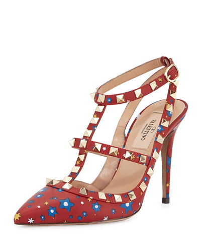 Enchanted Wonderland Rockstud 100mm Pump, Al Campione