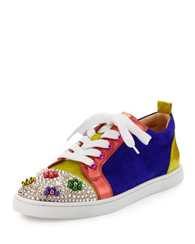 Gondocandy Colorblock Low-Top Sneaker, Multi