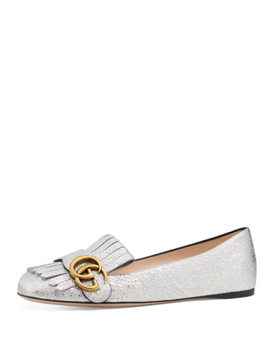 Marmont Flat Ballerina Loafer