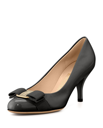 Patent Bow Pump, Black