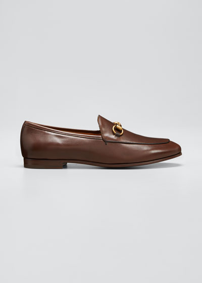 Jordaan Leather Bit Loafer Cocoa