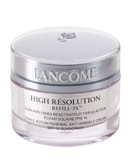 Lancome High Resolution Refill-3X SPF 15