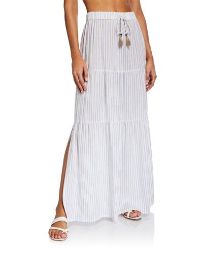 St Barts Maxi Skirt