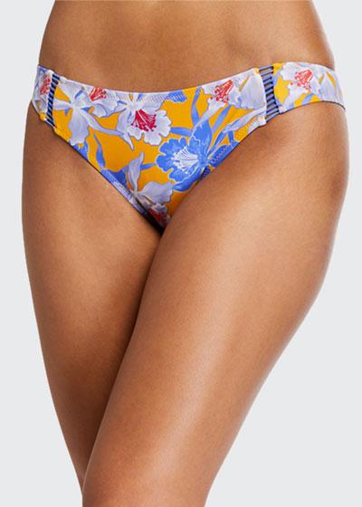 Ibiza Printed Hipster Bikini Bottom